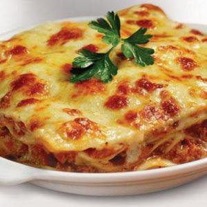 Caro's Gourmet Lasagna